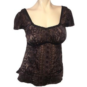The Limited silk top